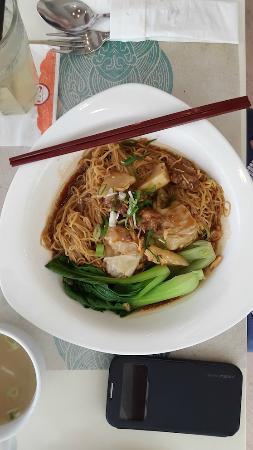 Hongkong Cafe : Best wonton noodle!