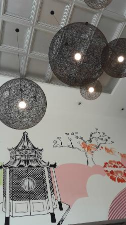 Hongkong Cafe : HK Cafe decor