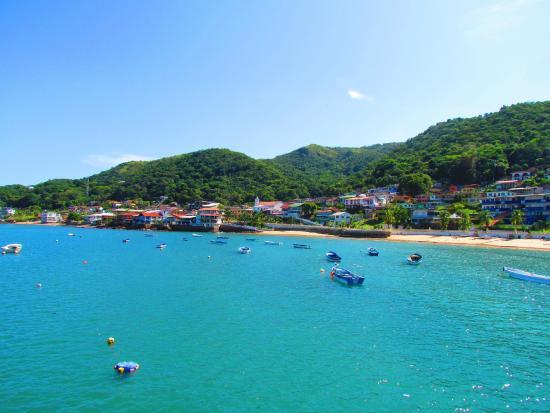 Calaloo Beach, FishBar & Grill: Taboga, PLaya Honda
