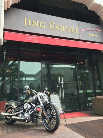 Jing Coffee & Eatery