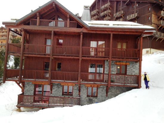 Residence Chalet des Neiges Arolles: Chalet Sophie