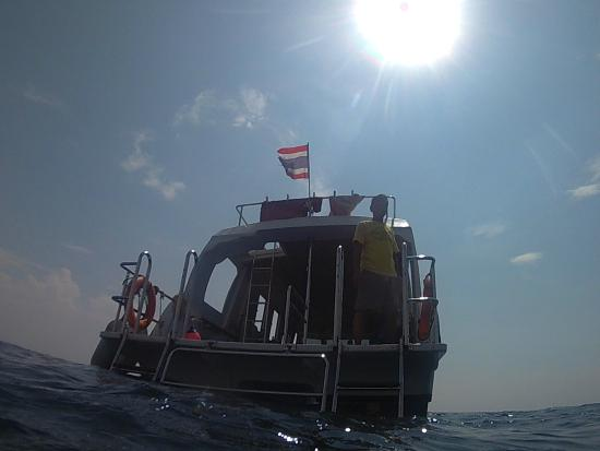Thailand Dive and Sail: The Wetcat