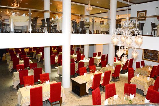 Restaurante Cathedrall