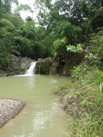 Kabang Waterfalls