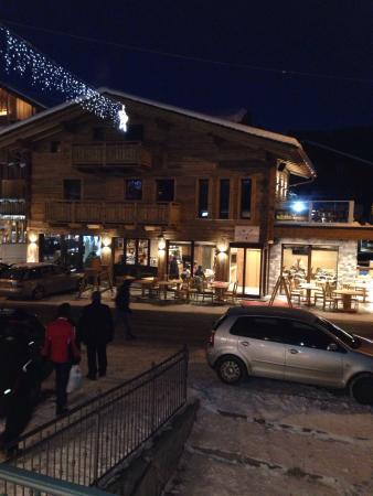 L 39 esterno del nuovo locale foto di focolare livigno for L esterno del ristorante cruciverba