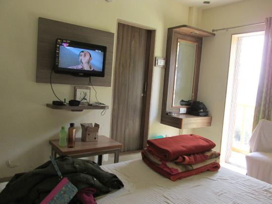 Sagar Villa: Inside the room