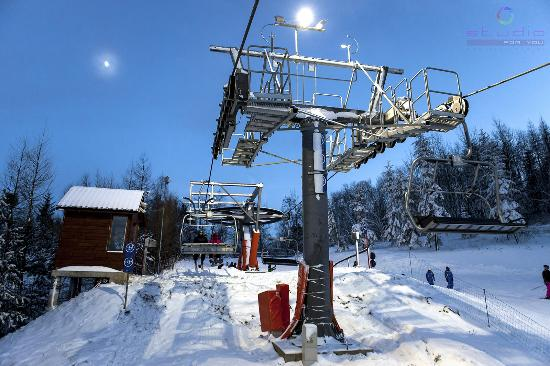 Szklana Góra Ski Area