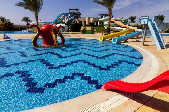 Jaz Dar El Madina: Aquapark
