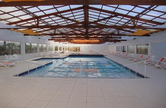 Paty do Alferes, RJ: uma das piscinas térmicas