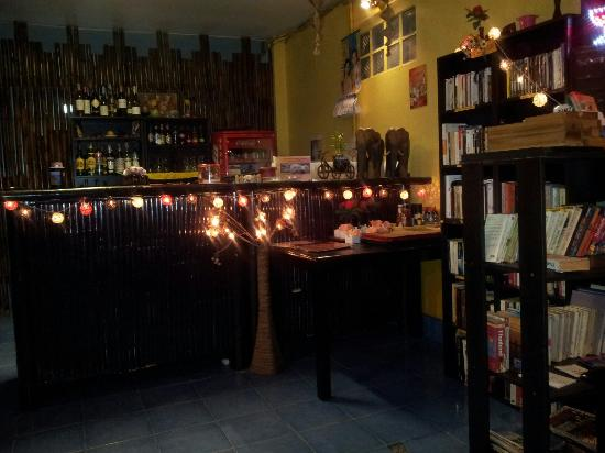 Bamboo Bistrot: Le bar