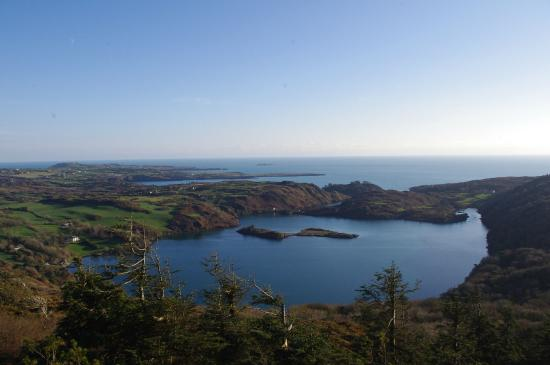 Russagh Mill Hostel: Lough Hyne only 7 km from the hostel