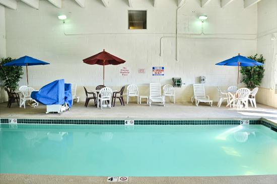Motel 6 Billings North: Pool