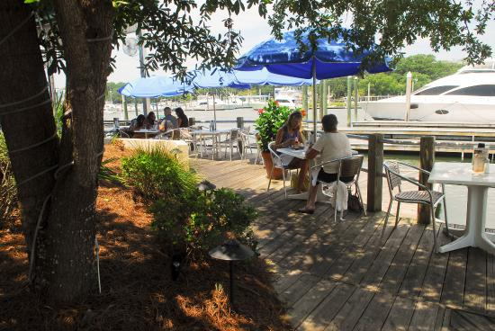 Wrightsville Beach, NC: Waterfront Dining