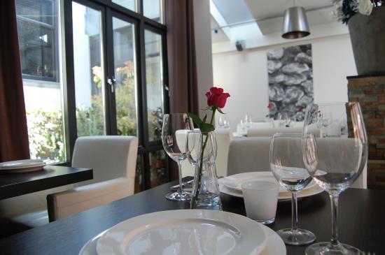 Galazio Restaurant: Back Room