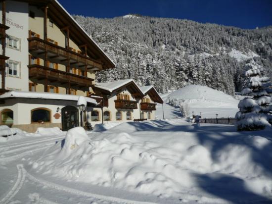Hotel Touring: ...con la neve