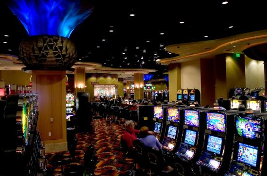 Gold Country Casino & Hotel: Casino