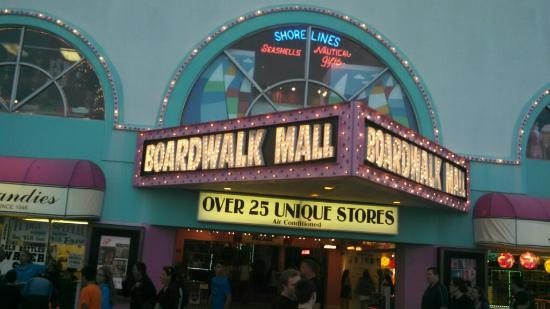 Boardwalk Mall