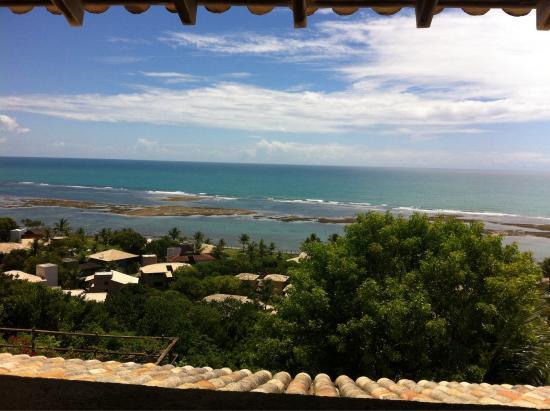 Maitei Hotel: Vista da varanda do quarto