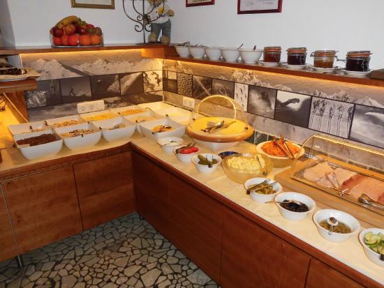 Hotel Vista Allegra: Breakfast Buffet