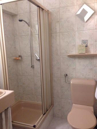 Hotel dala: Bathroom