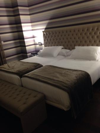 Hotel Spa Ciudad de Astorga: Habitacion