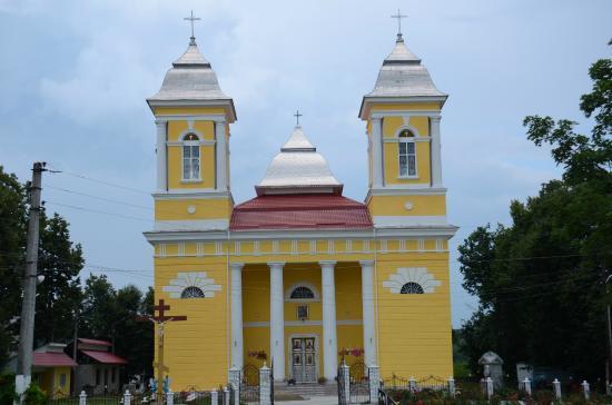 Iglesia de Lipcani