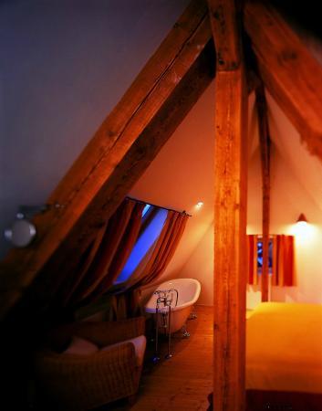 """Hotel Drei Raben: Junior Suite """"Rabengiebel"""""""