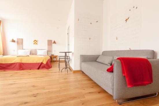 Hotel Drei Raben: Junior Suite