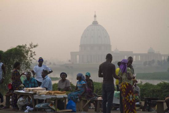 Basilica of Our Lady of Peace: Luxury and Poverty in Yamoussoukro