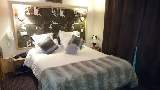 Christiania Hôtel: Bedroom