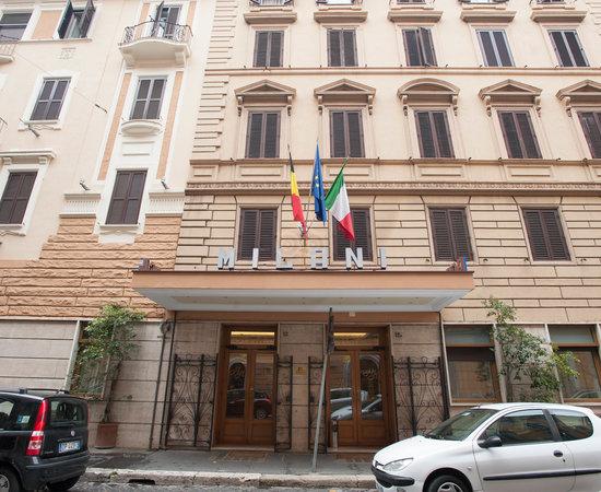 Milani hotel roma italia prezzi 2018 e recensioni for Hotel economici roma centro