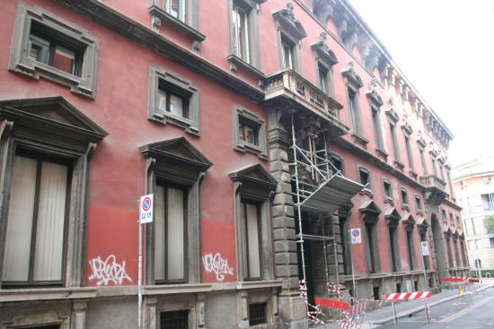 Palazzo Di Prospero Visconti