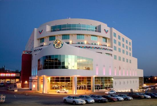 Gold Country Casino & Hotel: Casino Exterior