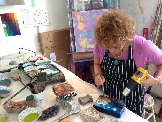 Santa Fe Painting Workshops