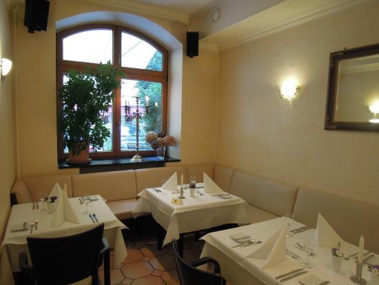 Restaurant Le Compagnon: Restaurant