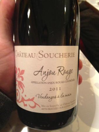 L'Avant-Gout: Amazing red wine