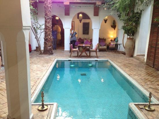 Riad lyla Marrakech : riad