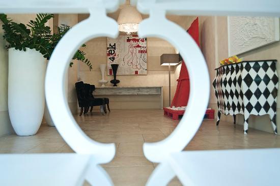 Hotel Residence Stella del Mare: Hall