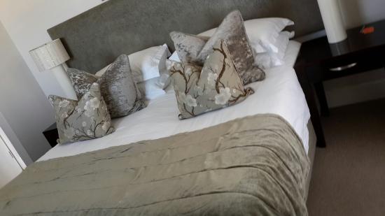 Quarters Hermanus: The bedroom