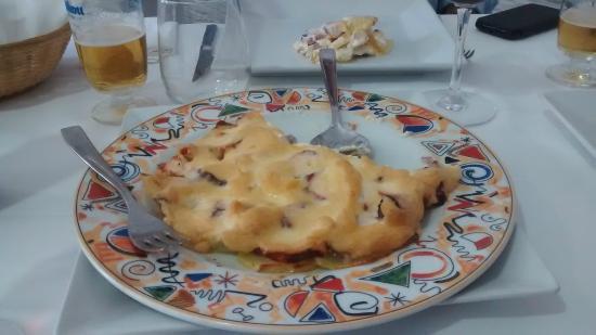 Restaurante El Rincon Gallego II: pulpo