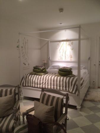 Bomans Hotel & Restaurant in Trosa: Minisvit von Linne