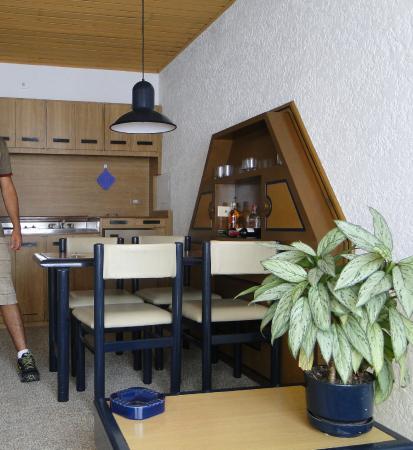 Suites Real 85: Cozinha da suíte
