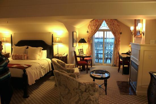 Saybrook Point Inn & Spa : Really Nice Cozy Room