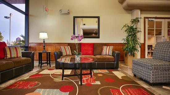 BEST WESTERN PLUS Orchid Hotel & Suites: Lobby