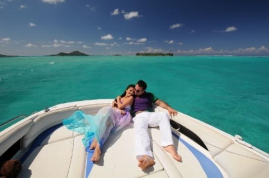 Bora Bora Photo Lagoon : Honeymoon in Bora Bora !