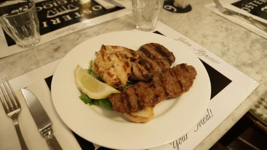 Ponte a Ema, Italia: Grill