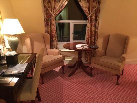 Glenview Hotel: bedroom