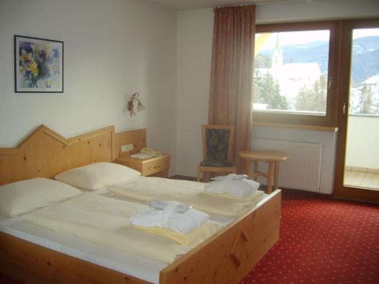 Hotel Terentnerhof : Zimmer 3e etage