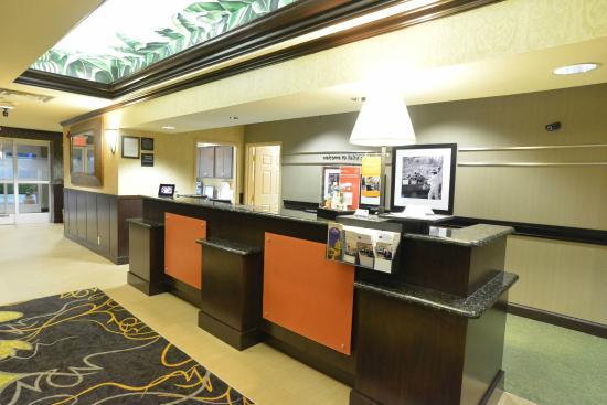鹽湖城漢普頓套房飯店照片