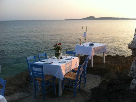 Marathopoli, Grecja: Panorama Restaurant